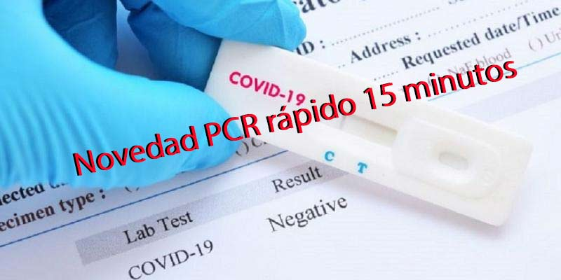 test covid19 rápido corona virus pcr palafrugell girona